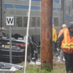 Driver Seriously Injured After LIRR Train Strikes Car